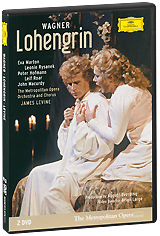 Wagner, James Levine: Lohengrin (2 DVD)