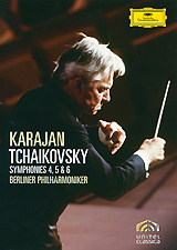 Tchaikovsky, Herbert Von Karajan: Symphonies 4, 5 & 6 wells herbert george the first in the moon