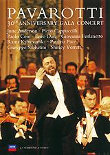 Luciano Pavarotti: 30th Anniversary Gala Concert puccini daniele gatti la boheme