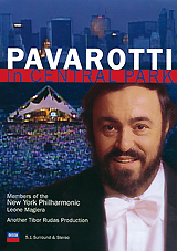 Pavarotti In Central Park sere
