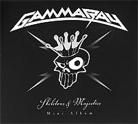 Gamma Ray Gamma Ray. Skeletons And Majesties. Mini Album cressi marea and gamma snorkel combo
