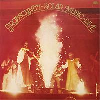 Grobschnitt Grobschnitt. Solar Music - Live (LP)