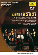 цена на Verdi, James Levine: Simon Boccanegra