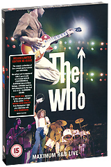 The Who: Maximum R&B Live (2 DVD) the who maximum who the unauthorised biography of the who