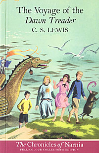 The Voyage of the Dawn Treader lewis c the silver chair the chronicles of narnia book 6