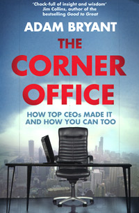 The Corner Office confessions from the corner office