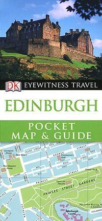 Edinburgh: Pocket Map & Guide dk eyewitness pocket map and guide istanbul