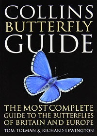 Collins Butterfly Guide: The Most Complete Guide to the Butterflies of Britain and Europe collins picture atlas