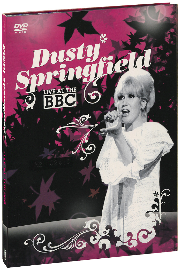 Dusty Springfield: Live At The BBC everything i never told you