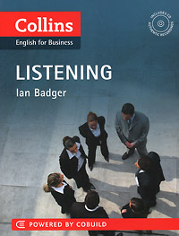 Collins English for Business: Listening (+ CD-ROM)