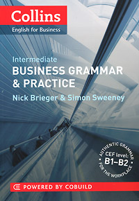 Collins Business Grammar & Practice: Intermediate english world 4 grammar practice book