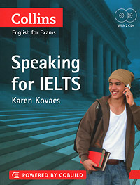 Collins: English for Exams: Speaking for IELTS (+ 2 CD-ROM) phil collins the singles 2 cd
