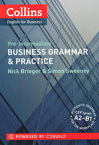 Collins: English for Business: Pre-Intermediate: Business Grammar & Practice cambridge english business benchmark upper intermediate business vantage student s book
