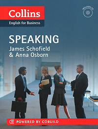 Collins: English for Business: Speaking (+ CD-ROM) networking in english cd rom