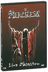 Merciless: Live Obsession (2 DVD) riggs r library of souls