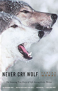 Never Cry Wolf майка классическая printio the wolf of wall street