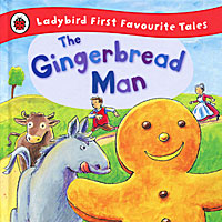 The Gingerbread Man the gingerbread man