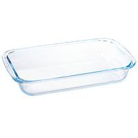 """Прямоугольная форма для запекания Marinex """"Classica"""" изготовлена из жаропрочного боросиликатного стекла. Форма идеально подходит для использования в духовках, микроволновых печах, холодильных и морозильных камерах, посудомоечных машинах. Жаропрочная форма для запекания """"Marinex"""" станет незаменимым помощником у вас на кухне.            Характеристики:  Материал: боросиликатное стекло. Объем формы: 2,9 л. Размер формы (с ручками): 39,5 см х 23,5 см х 5,2 см. Изготовитель: Бразилия. Артикул: GD1.6536.41-7."""