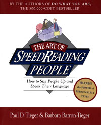 The Art of SpeedReading People: How to Size People Up and Speak Their Language what do you care what other people think further adventures of a curious character
