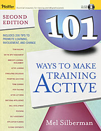 101 Ways to Make Training Active (+ CD-ROM) violet ugrat ways to heaven colonization of mars i