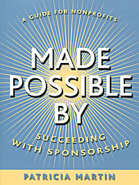 Made Possible By Succeeding with Sponsorship фолио n150