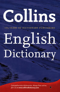 Collins Paperback Dictionary webster's desk dictionary of the english language