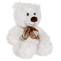 Мягкая игрушка Медведь Мика, 21 см мика варбулайнен призрак записки библиотекаря фантасмагория
