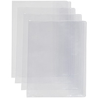 Обложка для тетрадей и дневников Panta Plast, 5 шт05-5140-2Прозрачная обложка для тетрадей Panta Plast защитит поверхность тетради или дневника от изнашивания и загрязнений.Характеристики: Размер обложки: 34,5 см x 21 см. Толщина обложки: 0,1 мм. 5 обложек.