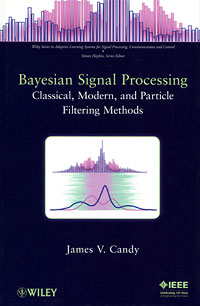 Bayesian Signal Processing: Classical, Modern and Particle Filtering Methods bayesian deconvolution of sparse processes