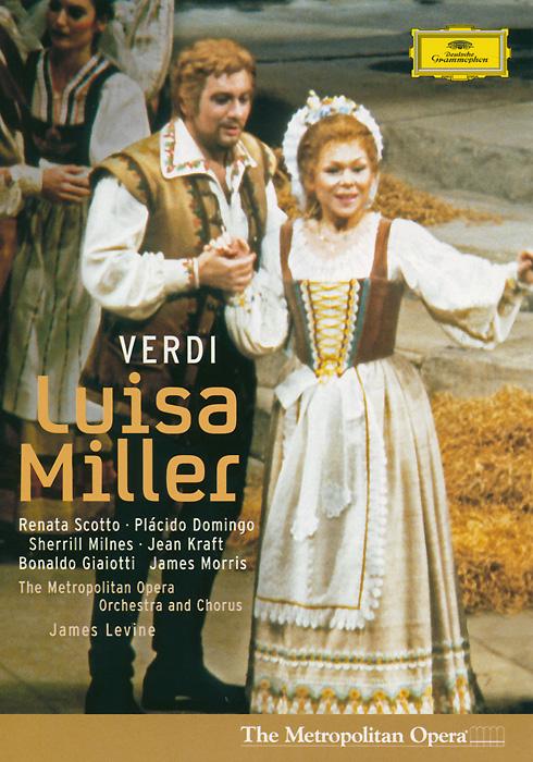 Verdi, James Levine:  Luisa Miller Deutsche Grammophon GmbH