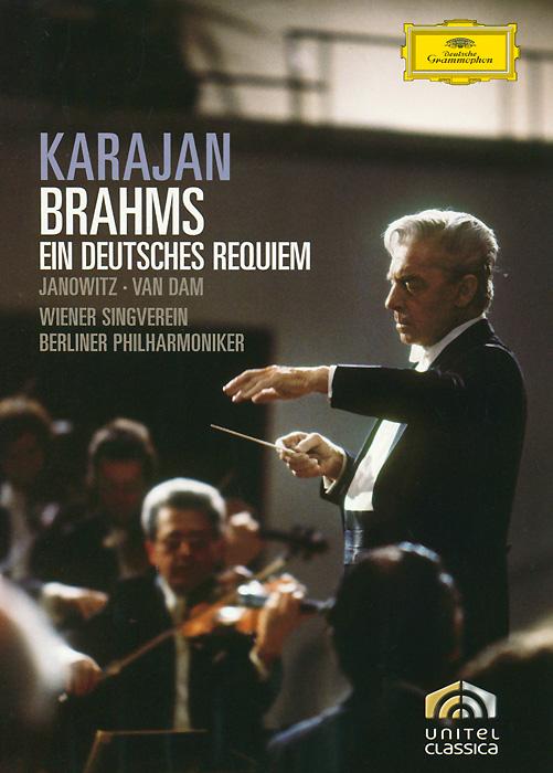 Karajan / Brahms: Ein Deutsches Requiem deutsches kammerorchester berlin