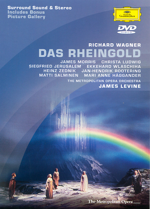 Wagner, James Levine: Das Rheingold jan wesstrom sleep related movement disorders association to pregnancy & menopause