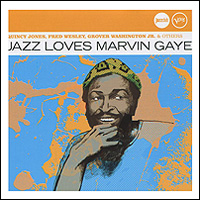Марвин Гэй Jazz Loves Marvin Gaye marvin gaye here my dear