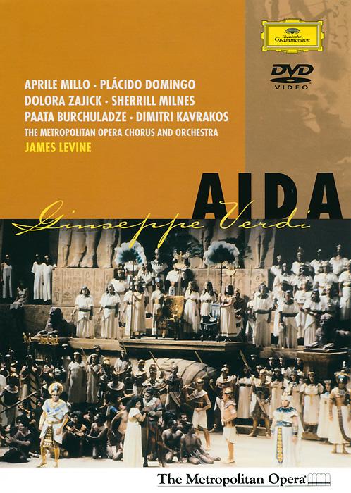Verdi, James Levine: Aida bizet carmen levine baltsa carreras metropolitan opera