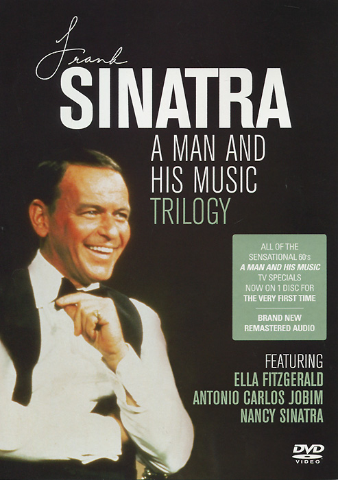 Frank Sinatra: A Man And His Music - Trilogy a street cat named bob how one man and his cat found hope on the streets