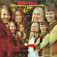 ABBA ABBA. Bjorn Benny & Agnetha Frida (LP) abba abba the single 40 lp