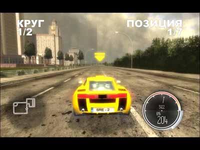 Street Racer Europe 2. Турбофорсаж Team6 Game Studios