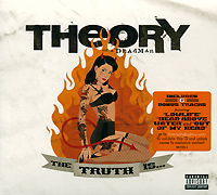 Theory Of A Deadman Theory Of A Deadman. The Truth Is... Special Edition футболка с полной запечаткой мужская printio theory of a deadman
