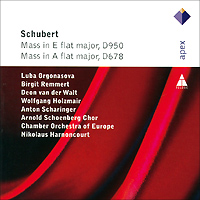Schubert. Masses, D 678 & D950 (2 CD)