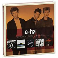 A-Ha. Original Album Series (5 CD) cd диск blackfoot original album series 5 cd