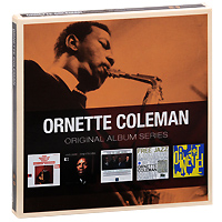 Ornette Coleman. Original Album Series (5 CD) rhino