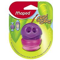 Точилка Maped Сroc-Croc, в ассортименте точилка пластиковая maped stop signal одно отверстие с контейнером