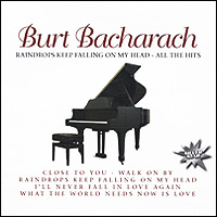 Берт Бахарах Burt Bacharach. All The Hits burt bacharach a life in song blu ray