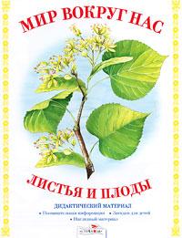 Листья и плоды. Дидактический материал