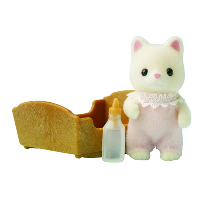 Sylvanian Families Игровой набор Малыш котенок