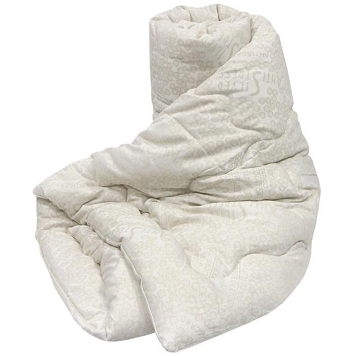 Одеяло Silver Antistress, 140 см х 205 см121076102-AGОдеяло Silver Antistress с наполнителем Экофайбер в чехле из льняной ткани с серебром (2,5% чистого серебра), благодаря которому оно обладает уникальными оздоравливающими свойствами: помогает бороться со стрессом, лечит бессонницу, дарит комфортный сон. Экологически чистый наполнитель Экофайбер не вызывает аллергии и не теряет объем. Ваше одеяло прослужит долго, а его изысканный внешний вид будет годами дарить вам уют. Характеристики:Материал чехла: 40% лен, 57,5 полиэстер, 2,5 серебро. Наполнитель: экофайбер. Размер одеяла: 140 см х 205 см. Производитель: Россия.Артикул: 121076102-AG.ТМ Primavelle - качественный домашний текстиль для дома европейского уровня, завоевавший любовь и признательность покупателей. ТМ Primavelleрада предложить вам широкий ассортимент, в котором представлены: подушки, одеяла, пледы, полотенца, покрывала, комплекты постельного белья. ТМ Primavelle- искусство создавать уют. Уют для дома. Уют для души.
