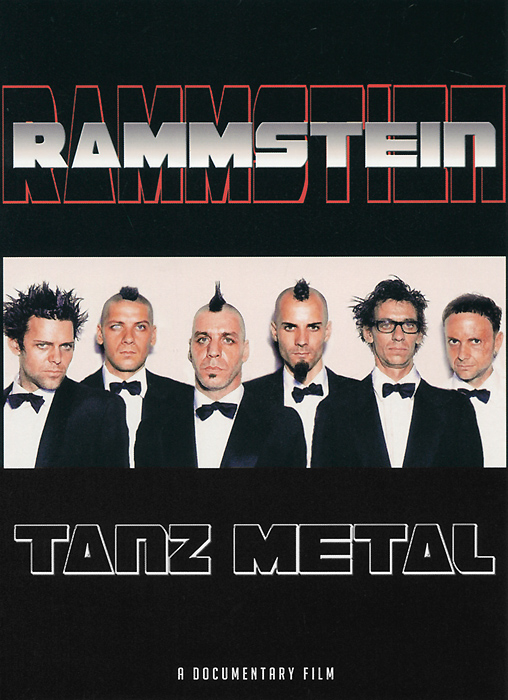 Rammstein: Tanz Metal - A Documentary Film футболка rammstein