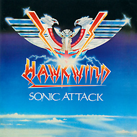 Hawkwind Hawkwind. Sonic Attack (2 CD) cute cherry cell phone strap red 2 pack