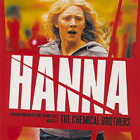 The Chemical Brothers The Chemical Brothers. Hanna. The Motion Picture Soundtrack sony cp v3