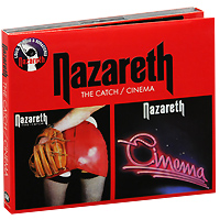 Nazareth Nazareth. The Catch. Cinema (2 CD)